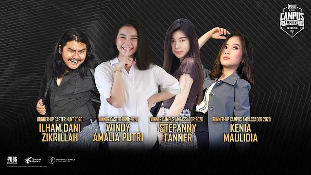 talent pmcc 2020