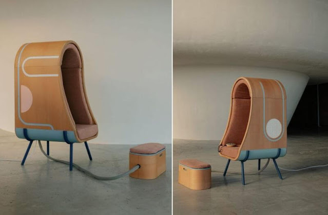 Supportive Anti-Stress chair