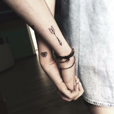 Ideas de Tatuajes de pareja creativos que debes probar