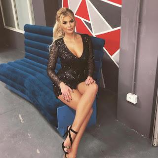 Luana Vjollca - Tv Presenter - Albania