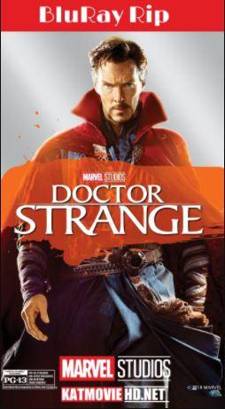 Doctor Strange 2016 Full BRRip 720p Dual Audio Hindi English