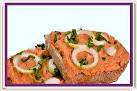 Rybičková pomazánka pikantní - Recepty a vaření