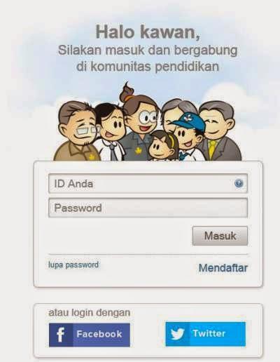 Cara Mudah Memasukan Data siswa Ke Padamu Negeri