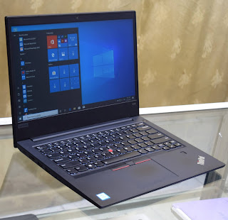 Business Laptop ThinkPad E480 Core i5 Gen.8