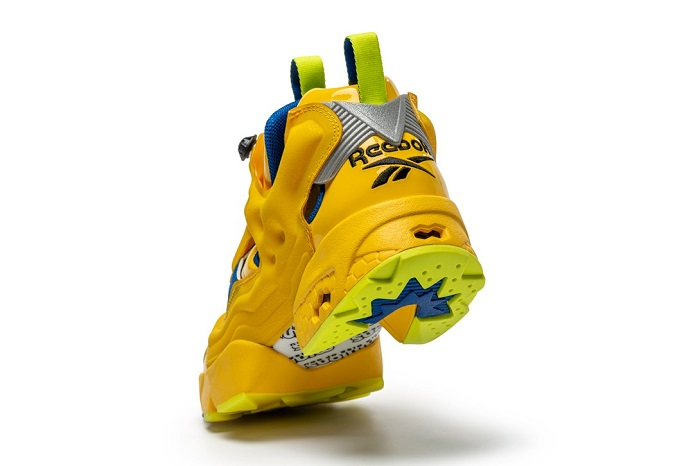 Minions Shoes Instapump Fury
