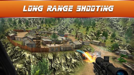 لعبة sniper 3d مهكرة باللغة العربية للكمبيوتر