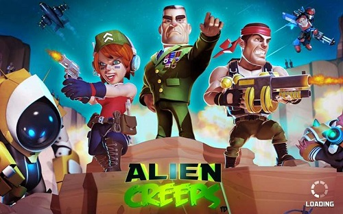 pada kesempatan kali ini admin akan membagikan sebuah game mod apk terbaru yang bergenre  Download Alien Creeps TD Mod Apk v2.25.0 (Unlimited Money)