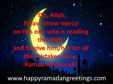 Happy Ramadan Mubarak Wishes Status for Social Media