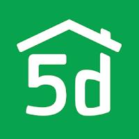 Planner 5D - Design de Interior - crie projetos de piso, design de interiores e decoração em 2D & 3D HD sem nenhuma habilidade especial