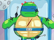Play Ninja Turtle Doctor game