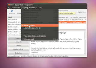 Resolvation Flash plugin installation Ubuntu