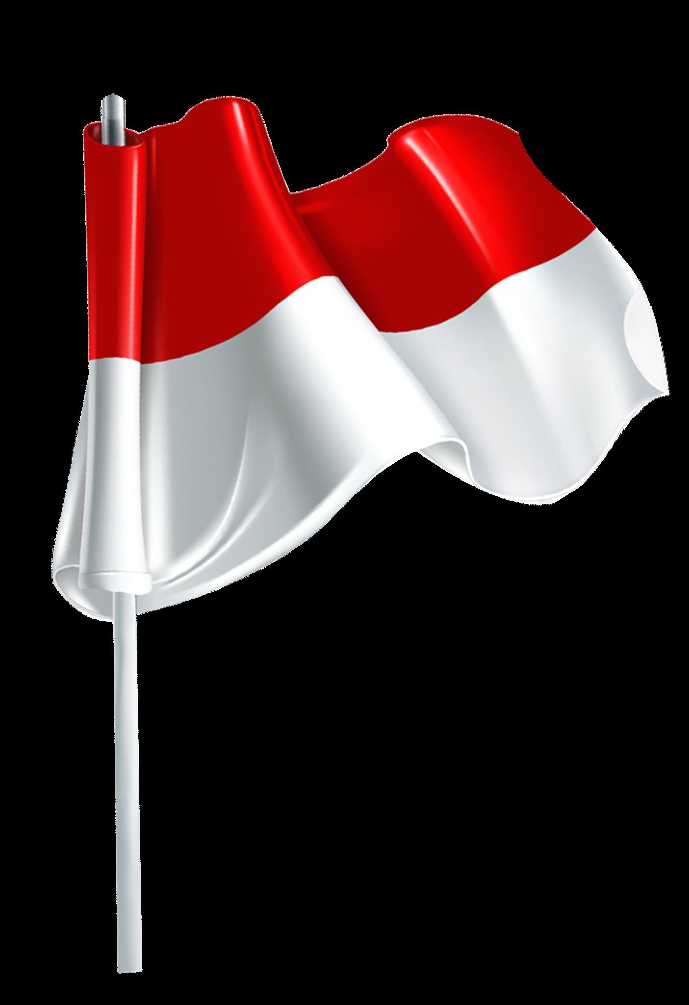Gambar Bendera Merah Putih Vector PNG dan JPEG Terbaik Untuk ...