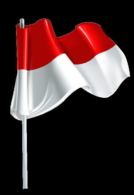 Gambar Bendera Merah Putih PNG