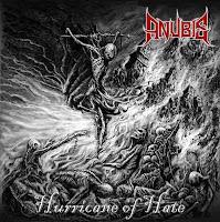 """Το single των Anubis """"Hurricane of Hate"""""""