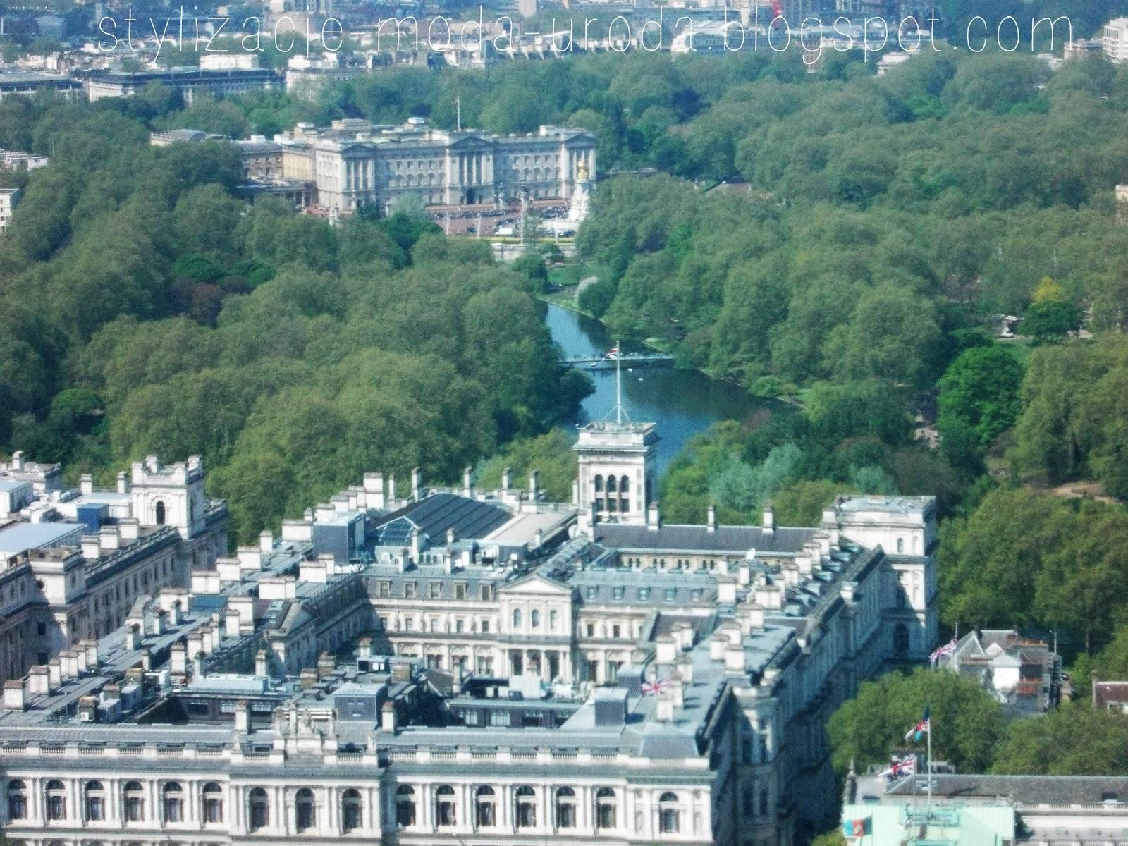 Tamiza z London Eye