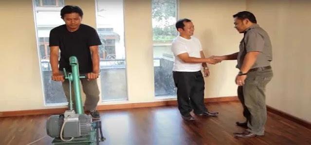 Keuntungan membeli lantai kayu di rajawali parket