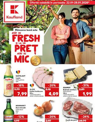 catalog brosura kaufland 22.01 - 28.01.2020