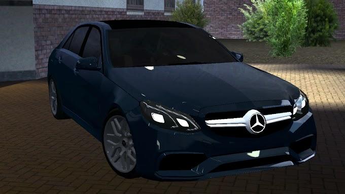 LFS Modları - Mercedes E63 S Yaması İndir