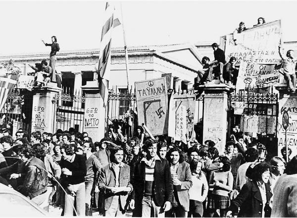 47 χρόνια μετά: Η εξέγερση του Πολυτεχνείου