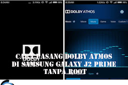 Cara Pasang Dolby Atmos di SAMSUNG GALAXY J2 PRIME Tanpa Root