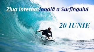 20 iunie: Ziua Internațională a Surfingului
