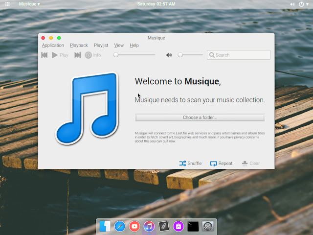 Musique Music Player