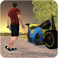 Car Theft of the Future Mod Apk