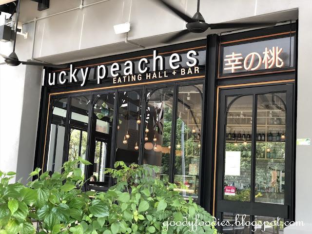 Lucky Peaches