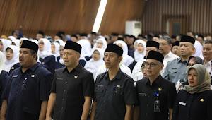 Wali Kota Bandung Lantik 61 Pejabat Struktural