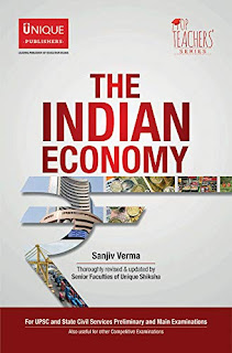 best economy books for upsc