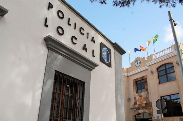 POLICIA%2BLOCAL%2BDE%2BANTIGUA%2B%25281%2529 - Fuerteventura.- Ninguna denuncia por transgredir el confinamiento en el Municipio de Antigua