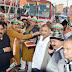 झारखण्ड चुनाव में मिली जीत पर कांग्रेसियों ने मनाया जश्न