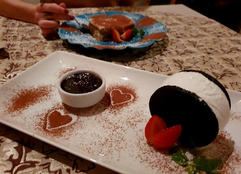 Restaurante italiano em Vila Velha