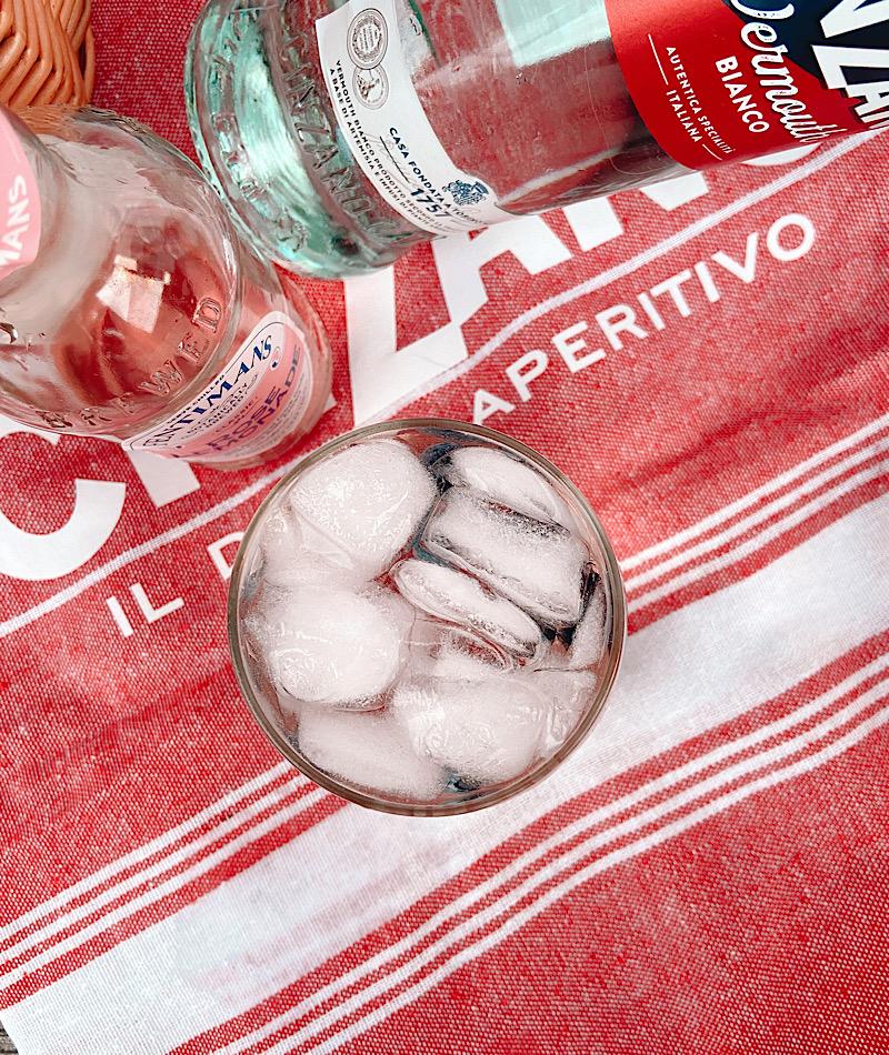 Dolce Vita Sommergetränk 2021 Cinzano Rosato