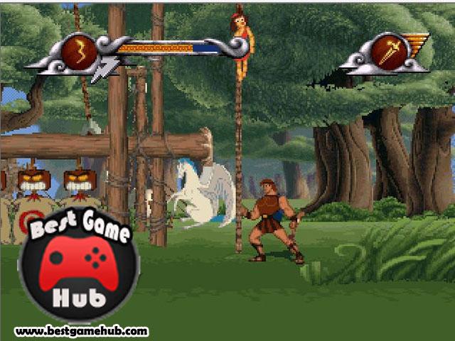 Disney Hercules OLD PC Game Download Free