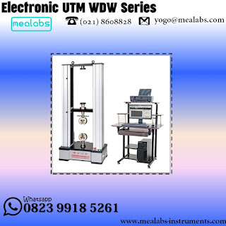 Jual UTM untuk Plastik WDW-3 & WDW-3E