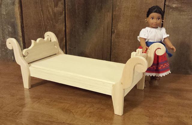Diy Mini Josefina Montoya S Bed