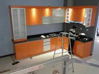 Kitchen Set Summarecon Mall Bekasi