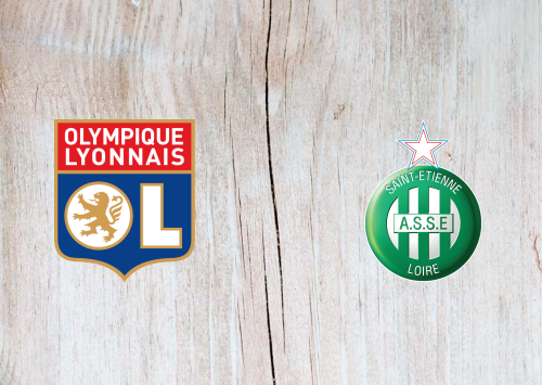 Olympique Lyonnais vs Saint-Etienne -Highlights 1 March 2020