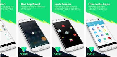 تطبيق Power+ Launcher-Battery Saver