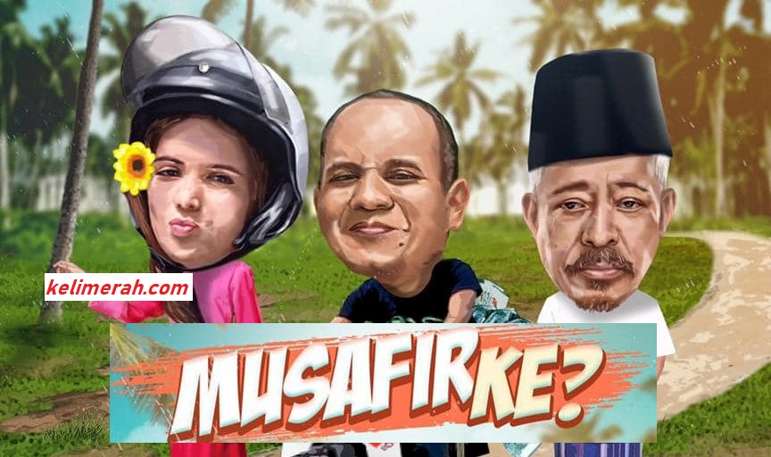 Musafir Ke? Lakonan Sharif Zero, Razak Ahmad