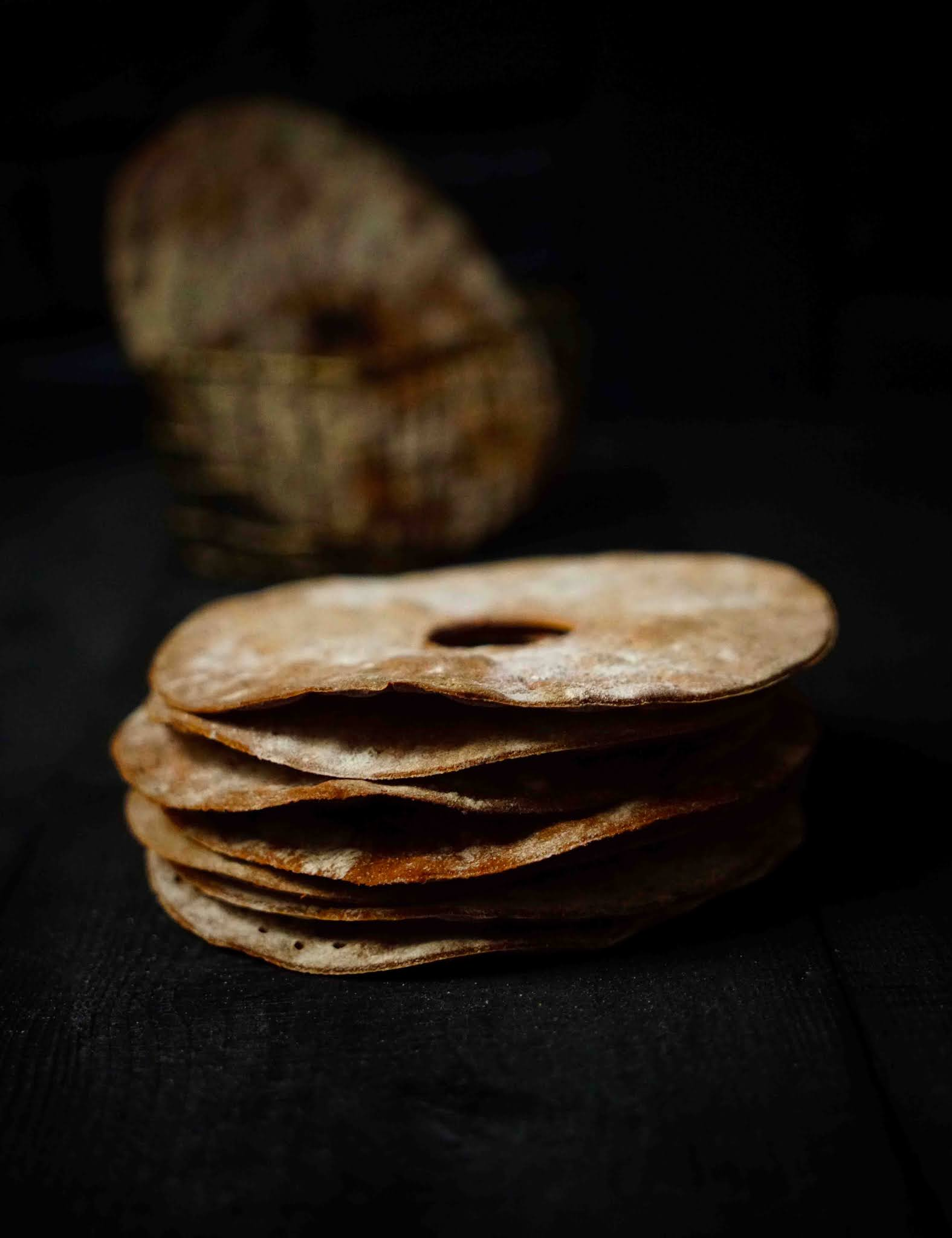 recette suédoise , farine de seigle , waza