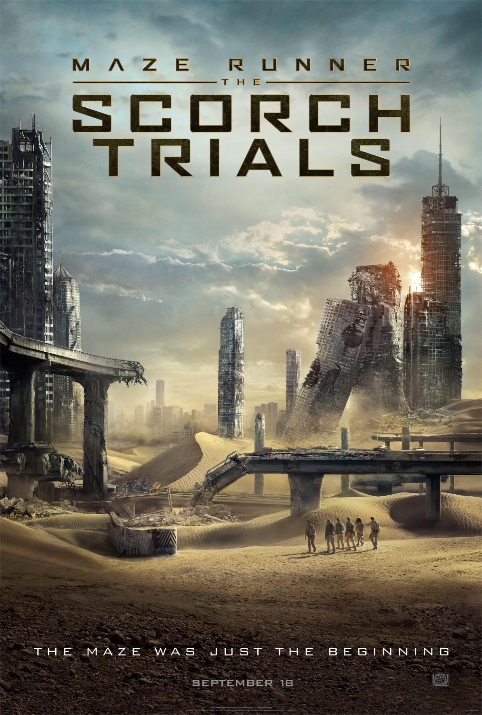 Maze Runner 2 : The Scorch Trials เมซ รันเนอร์ : สมรภูมิมอดไหม้ [HD]