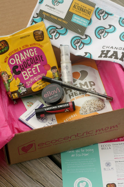 October 2015 Ecocentric Mom Subscription Box Review