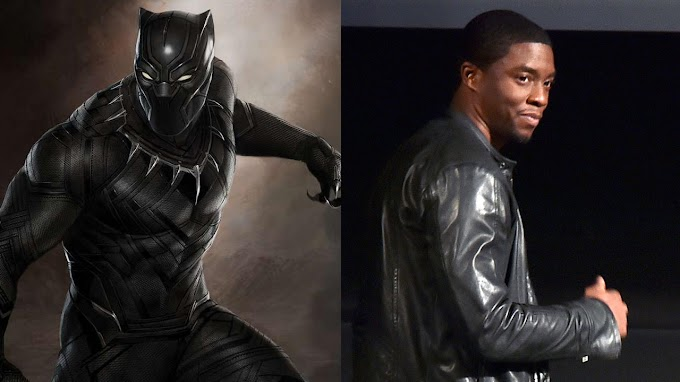 Chadwick Boseman, the Black Panther dies of colon cancer at 43