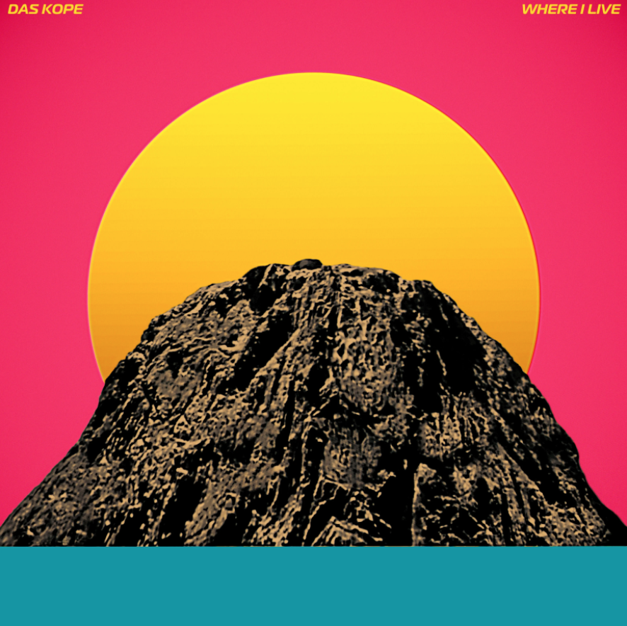 DAS KOPE mit dem Debütalbum 'Where I Live today' | LoFi Psychedelic im Full Album Stream