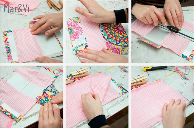 Come fare un portamonete riciclato da un tetrapak