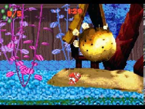 2 Games in 1: Finding Nemo + Monsters Inc. screenshot 1