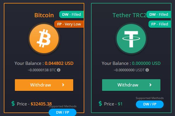 bitcoin firefaucet