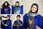 Cara Memakai Hijab 2016